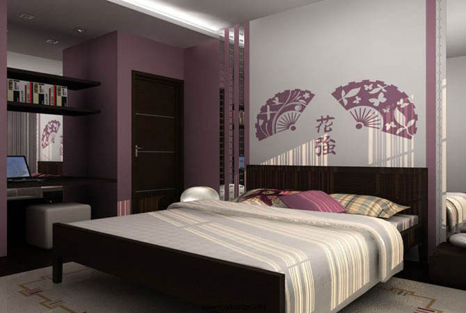 Дизайн однокомнатной квартиры 46 кв.м