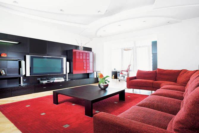 Интерьер однокомнатной квартиры 36 квм