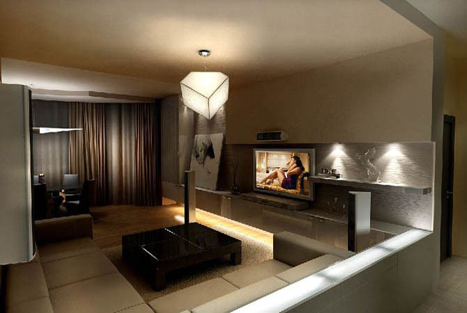 Интерьер в маленьких квартирах 3 комнатных квартир