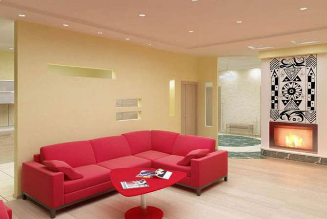 образцы дизайна квартир - фото 10
