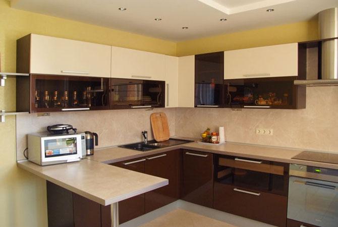 Дизайн однокомнатной квартиры 47 кв.м